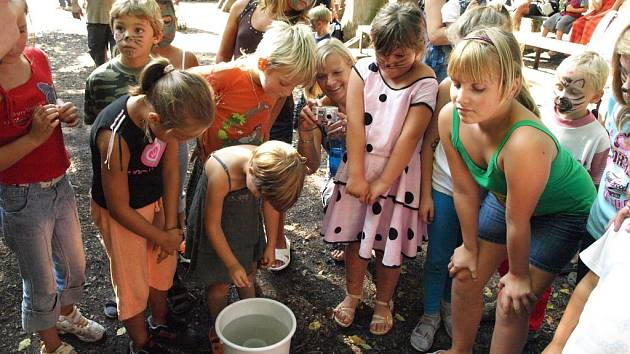 Křtiny a loučení se v zoo konaly zároveň