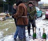Masopustu si užili o víkendu také v Rychnově u Verneřic.