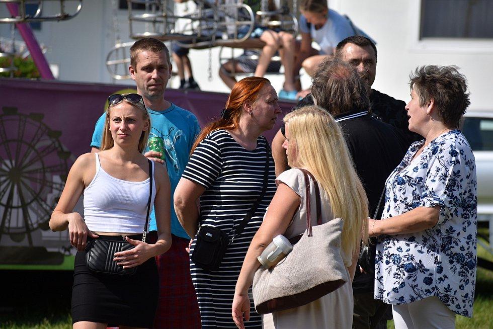 Verneřice slavily na Svatoanenské pouti.