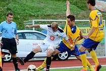 VARNSDORF doma zase nevyhrál, s Hradcem padl 0:3.
