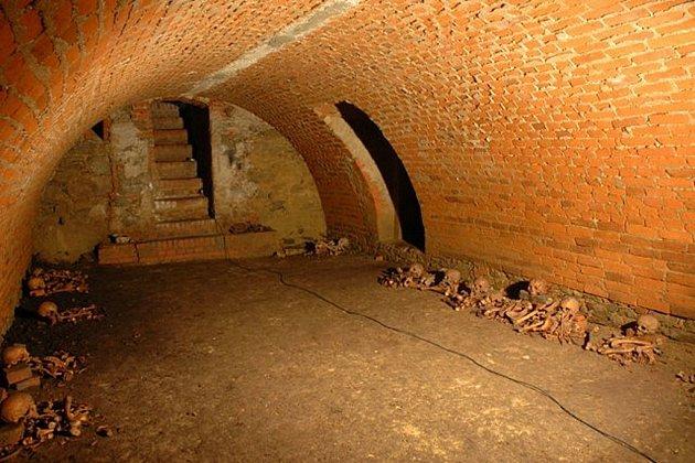Odkryli podzemí Lorety