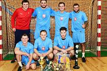 TRADIČNÍ turnaj v kopané se konal opět ve Vilémově.