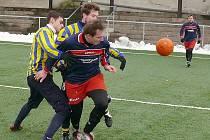 Fotbalové přípravy pokračují o víkendu dalšími zápasy.