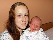 Vojtíšek Martin Ihln se narodil Štěpánce Kolářové z Rumburka 19.září ve 12.48 v rumburské porodnici. Měřil 53 cm a vážil 3,7 kg.