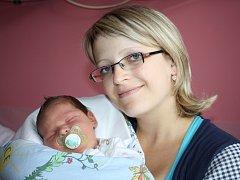 Janě Šupkové z Děčína se 23. července v 07.55 narodil v děčínské nemocnici syn Petr Šupka. Měřil 52 cm a vážil 4,4 kg.