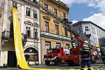Rumburští hasiči slavili kulatiny