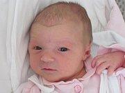 Michaela Hubálková se narodila Veronice Tvrdé a Lukáši Hubálkovi z Varnsdorfu 1. dubna v 15.20. Měřila 49 cm a vážila 3,15 kg.