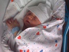 Janě Netíkové z Děčína se 25. listopadu v 11.53 v děčínské porodnici narodil syn Lukášek Konopík. Měřil 50 cm a vážil 3,60 kg.