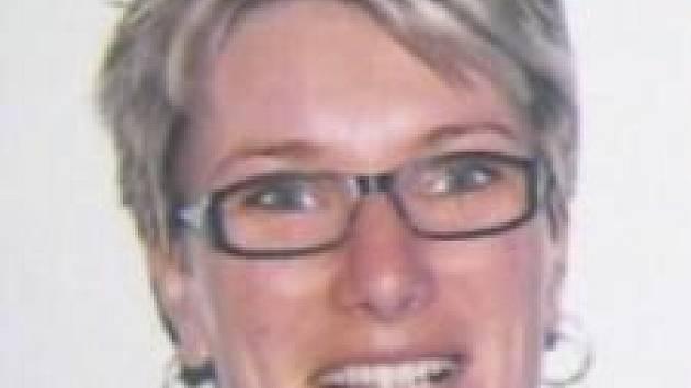 Pohřešovaná žena HURTIGOVÁ PETRA.