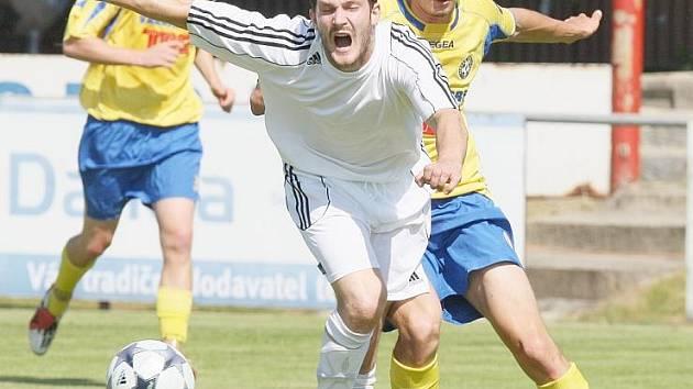 Po neúspěchu se Slovanem Varnsdorf si Jiskra Modrá spravila chuť v utkání s mosteckým dorostem.