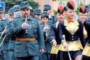 Oslavy 95. výročí Rumburské vzpoury.