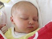 Anna Grosová se narodila Kateřině Čapuchové z Jiřetína pod Jedlovou 25. dubna ve 21.29. Měřila 50 cm a vážila 3,31 kg.