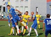 DALŠÍ ZTRÁTA. Varnsdorf doma remizoval s Vítkovicemi 0:0.