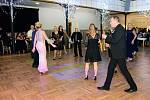 Reprezentační ples Mikulášovic.