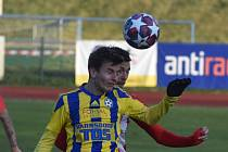 Ondřej Kocourek, záložník FK Varnsdorf.