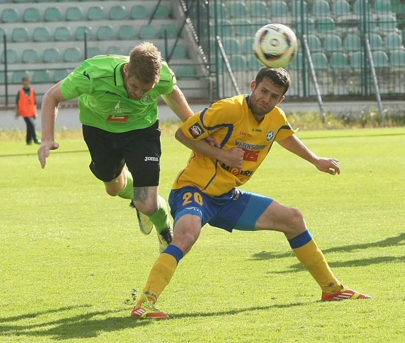 Jiří Schubert strávil ve Varnsdorfu čtyři roky. Po odchodu ale s vrcholovým fotbalem sekl.
