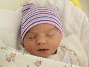 Anežka Zemanová se narodila Ivetě Zemanové z Varnsdorfu 12. ledna ve 2.34. Měřila 49 cm a vážila 3,08 kg.