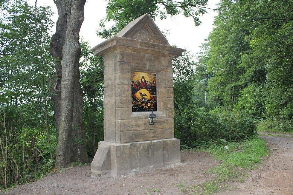 Lischkens Kapelle ve Chřibské.