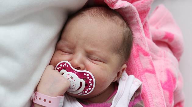 Rodičům Lucii Procházkové a Radku Buriánovi z Veselého u Děčína se ve čtvrtek 31. října ve 12:42 hodin narodila dcera Lucie Procházková. Měřila 50 cm a vážila 3,28 kg.