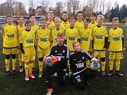 FK VARNSDORF - starší žáci U 14.