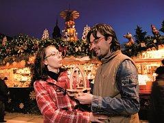 Drážďany zvou na vánoční trhy.