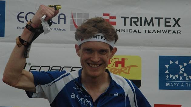 MISTR. Tomáš Dlabaja obhájil mistrovský titul.