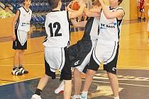 Mladým basketbalistům se dařilo.