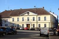 Radnice ve Šluknově. Ilustrační foto.