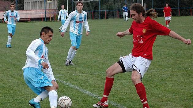 Šluknov versus Junior Děčín.