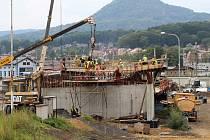 Pokračování stavby Vilsnické spojky