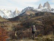 Směrem k Cerro Toře.