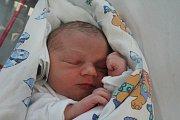 Valentina Tomášková se narodila Andree a Narcisu Tomáškovým z Děčína 25. dubna ve 23.50 v děčínské porodnici. Vážila 3,35 kg.