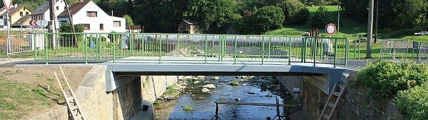 Nový most vJílovém