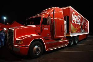 Vánoční kamion pomůže azylovému domu.