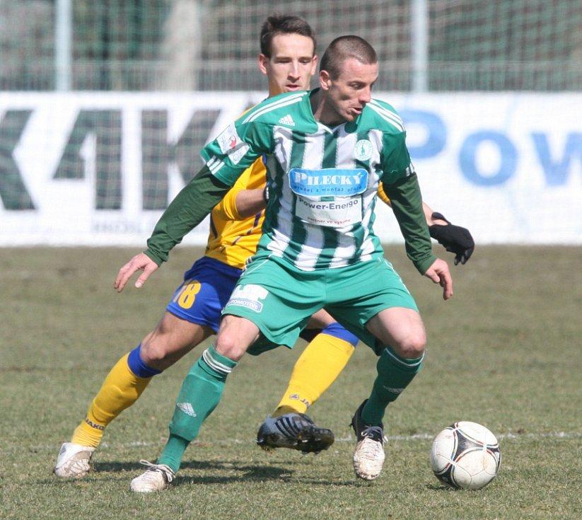 BRANKA NEPADLA. FK Bohemians Praha - FK Varnsdorf 0:0.