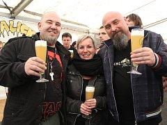 Ale Festivale varnsdorfský Pivovar Kocour pořádal poosmé.