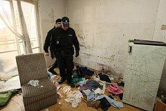 Jan David Horsky před několika lety ve svých domech uzavřel vodu a snažil se tím vyštvat nájemníky.To se mu podařilo a od té doby domy pustnou. Městští strážníci provádí kontroly, protože v domech se zdržují bezdomovci.