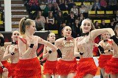 Taneční soutěž Dance Děčín 2018.