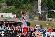 LABSKÝ POHÁR 2017. Děčín hostil 22. ročník nejstaršího turnaje ve streetballu.