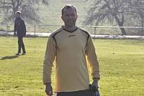 JMENOVEC SLAVNÉHO SPORTOVCE. Tím je fotbalista Šluknova B Jaroslav Kulhavý.