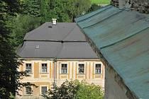 Kostel bude mít novou střechu.