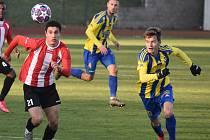 Na podzim Varnsdorf doma prohrál se Žižkovem 1:3.