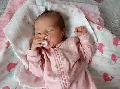 Rozálie Michaligová se narodila rodičům Karin Mrkvičkové a Rudolfu Michaligovi 6. 11. v 1:54 hod v děčínské porodnici. Měřila 50 cm, vážila 3280 g.