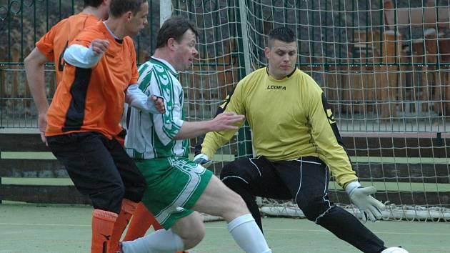 Futsal - ilustrační foto.