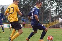 V SEZÓNĚ Varnsdorf se Sokolovem dvakrát prohrál. V posledním přípravném zápase ale s Baníkem urval remízu 2:2.