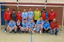 FOTBALISTÉ SK STAP TRATEC VILÉMOV vyhráli kvalitně obsazený turnaj v německém Sohlandu, kdy nestačili jen na šluknovský Plaston.