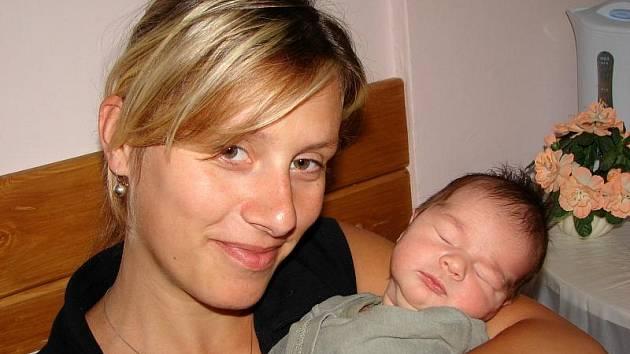 Veronice Michkové z Rumburka se 3.srpna  v 6.25  v rumburské porodnici narodila dcera Adéla Zlatová.Měřila 50 cm a vážila 3,23 kg.