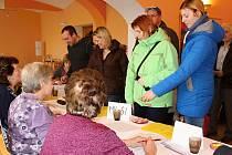 V Benešově nad Ploučnicí byl o druhé kolo volby prezidenta velký zájem