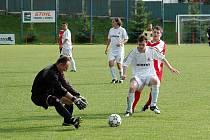 Fotbalisté Plastonu už nechtějí sestupové starosti.