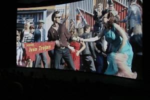 Ve Varnsdorfském kině v pondělí konala premiéra nového filmu Ondřeje Trojana Bourák, kde hlavní roli obsadil jeho bratr Ivan.